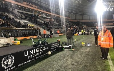 Unisec Ltd Security – proud to sponsor Hull FC